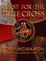 Cover for 'Quest For The True Cross'