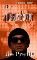 Cover for 'The Antaeus Factor'