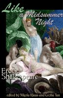 Cover for 'Like A Midsummer Night: Erotic Shakespeare'