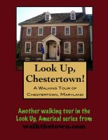 Cover for 'A Walking Tour of Chestertown, Maryland'
