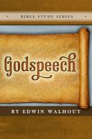 Cover for 'GODSPEECH'