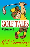 Cover for 'Golf Tales Volume I'