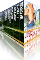 eXcessica Publishing - Highland Shifters - Paranormal Romance Boxed Set