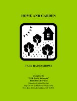 Cover for 'House and Garden Talk Radio Shows'