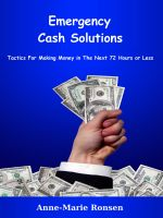 Cover for 'Emergency Cash Solutions'