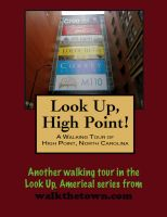 Cover for 'A Walking Tour of High Point, North Carolina'