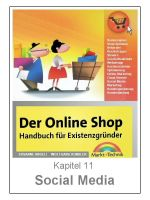 Cover for 'Der Online Shop - Social Media Marketing'