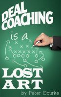 Cover for 'Deal Coaching is a Lost Art'