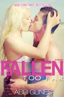 Cover for 'Fallen Too Far'