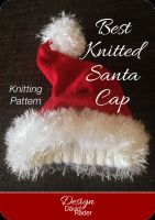Cover for 'Best Knitted Santa Cap'