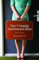 Cover for 'The 7 Deadly Retirement Sins'