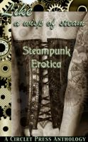 Cover for 'Like a Wisp of Steam: Steampunk Erotica'