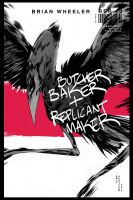 Cover for 'Butcher, Baker and Replicant Maker'