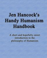 Cover for 'Jen Hancock's Handy Humanism Handbook'