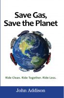 Cover for 'Save Gas, Save the Planet'