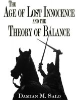 Cover for 'The Age of Lost Innocence'
