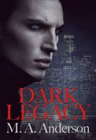 Cover for 'Dark Legacy'