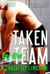 Taken By the Team: A Straight Boy's First Time by Pascaline Lestrange