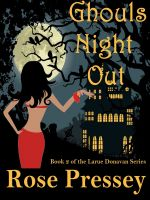 Cover for 'Ghouls Night Out'
