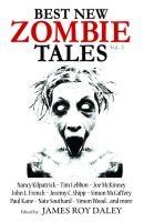 Cover for 'Best New Zombie Tales (vol. 3)'