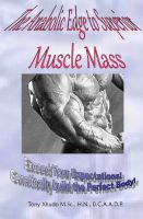Cover for 'The Anabolic Edge to Superior Muscle Mass'