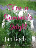 Cover for 'For a Summer's Idyll'