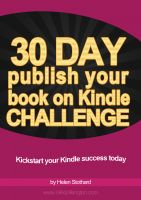 Cover for '30 Day How to Publish Your Book on Kindle Challenge'