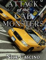 Cover for 'Attack of the Cab Monsters'