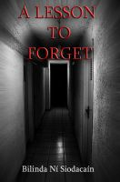 Cover for 'A Lesson to Forget'