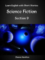 Cover for 'Learn English with Short Stories: Science Fiction - Section 9'