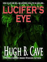 Cover for 'Lucifer's Eye'
