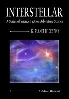 Cover for 'Planet of Destiny'