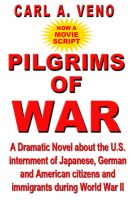 Cover for 'Pilgrims of War'