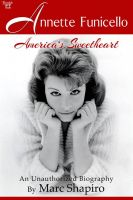Cover for 'Annette Funicello: America's Sweetheart'