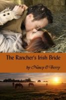 Cover for 'The Rancher's Irish Bride'