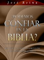Cover for '¿Podemos confiar en la Biblia?'