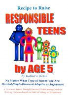Cover for 'Recipe to Raise Responsible Teens by Age 5'