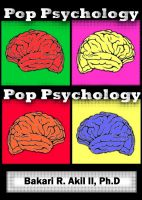 Cover for 'Pop Psychology: The psychology of pop culture and everyday life!'