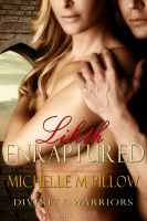 Cover for 'Lilith Enraptured (Divinity Warriors 1)'