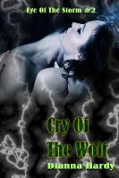Cover for 'Cry Of The Wolf (Eye Of The Storm #2)'