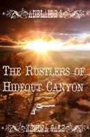 Cover for 'The Rustlers of Hideout Canyon'