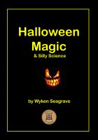 Cover for 'Halloween Magic & Silly Science'