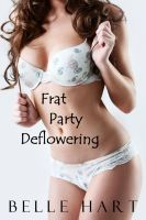 Cover for 'Frat Party Deflowering'