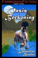 Cover for 'Oasis Beckoning'