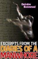 Cover for 'Excerpts from the Diaries of a Manwhore'