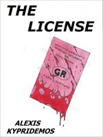Cover for 'The License'