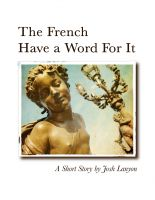 Cover for 'The French Have a Word for It'