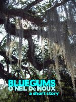 Cover for 'Bluegums (Lucien Caye Private Eye Story)'
