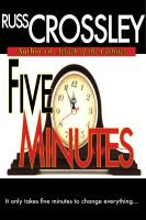 Cover for 'Five Minutes'