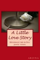 Cover for 'A Little Love Story'